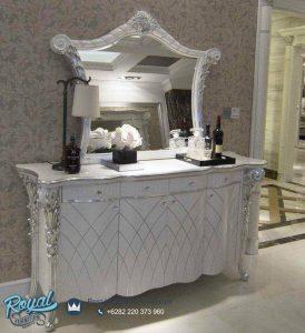 Meja Rias Mewah Laiya Duco Model Terbaru
