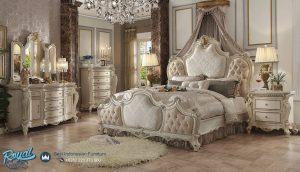 Set Kamar Tidur Mewah Picardy Antik Bedroom Set Terbaru