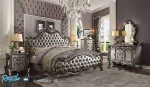 Set Kamar Tidur Mewah Picardy Bedroom Set Mewah Terbaru