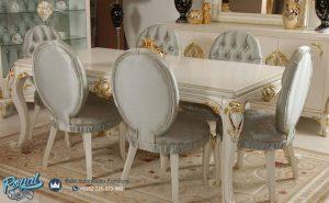 Set Meja Makan Mewah Alize New Design Terbaru