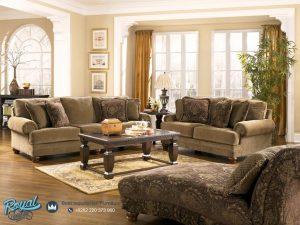 Set Sofa Tamu Mewah Ashley Set Living Room Terbaru