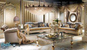 Set Sofa Tamu Mewah Model Furniture Ruang Tamu Mewah Terbaru