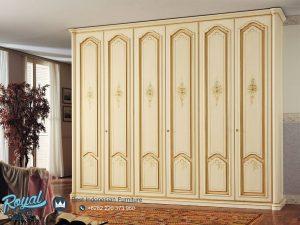 Lemari Pakaian Mewah Classical Interior Modern Terbaru