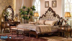 Set Kamar Tidur Mewah Bedroom Set Furniture Terbaru