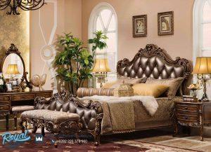 Set Kamar Tidur Mewah Biwood Klasik Mewah Terbaru