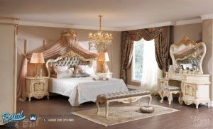 Set Kamar Tidur Mewah Gelaty Bedroom Mewah Terbaru
