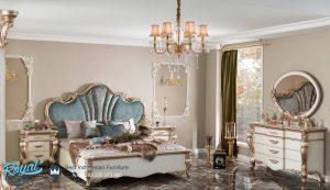 Set Kamar Tidur Mewah Motte Klasik Bedroom Set Terbaru