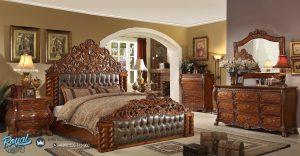 Set Kamar Tidur Mewah Victorian Bedroom Set Terbaru
