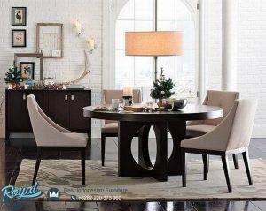 Set Meja Makan Mewah Contemporary Dining Room Set Terbaru