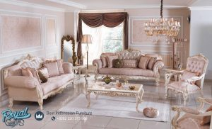 Set Sofa Tamu Mewah Altay Furniture Ruang Tamu Terbaru