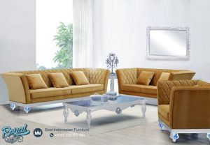 Set Sofa Tamu Mewah Contemporary Sofa Set Minimalis Terbaru