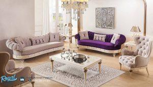 Set Sofa Tamu Mewah Luks Koltuk Takimi Model Terbaru