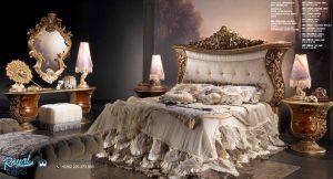 Kamar Tidur Model Prince Mewah Dipan Ukiran Terbaru
