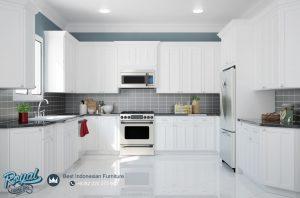 Kitchen Set Furniture Minimalis Mewah Modern Desain Terbaru