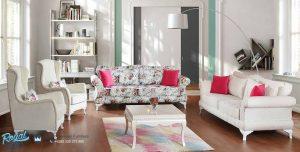 Model Kursi Tamu Mewah Pegasus Koltuk Set Sofa Terbaru