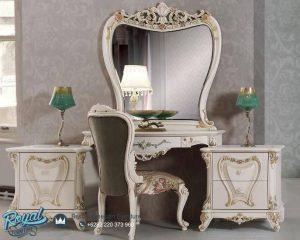 Model Meja Rias Mewah Italian Desain Mewah Terbaru