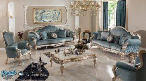 Model Sofa Tamu Set Klasik Mewah Modern Terbaru