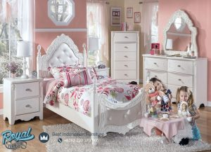 Princess Bedroom Set Modern Design Terbaru