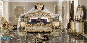 Set Furniture Kamar Tidur Ciragan Exclusive Model Mewah
