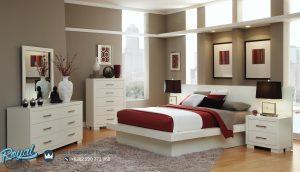 Set Furniture Kamar Tidur Minimalis Lengkap Mewah Terbaru