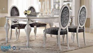 Set Furniture Ruang Makan Mewah Meja Makan Set Duco Terbaru