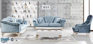 Set Furniture Ruang Tamu Mewah Modern Sofa Terbaru