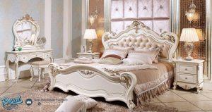 Set Kamar Tidur Mewah Klasik Desain Model Terbaru