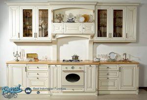 Set Kitchen Mewah Model Klasik Terbaru