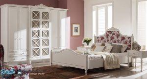 Set Tempat Tidur Mewah Yatak Klasik Mewah Terbaru