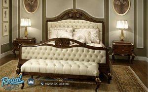 Bedroom Furniture Set Kayu Jati Mewah Terbaru