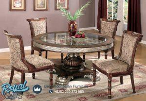 Classic Dining Room Table Meja Makan Set Model Terbaru