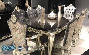 Dining Room Set Mewah Miro Classic Terbaru