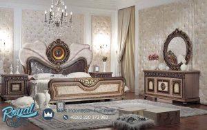 Elegant Bedroom Set Super Mewah Klasik Desain Terbaru
