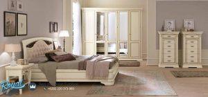 Kamar Tidur Set Klasik Prama Model Bedroom Set Terbaru