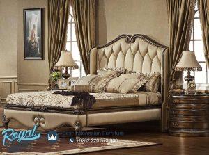 Model Dipan Tempat Tidur Mewah Modern Klasik Terbaru