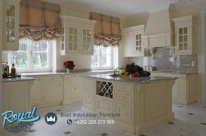 Royal Kitchen Set Mewah Duco Model Terbaru