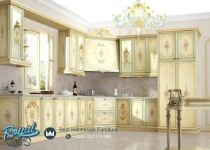 Set Furniture Dapur Barococo Kitchen Set Mewah Terbaru