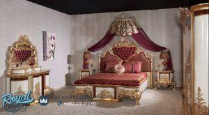 Set Furniture Kamar Tidur Lengkap Mewah Terbaru