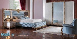 Set Furniture Kamar Tidur Semi Minimalis Model Mewah Terbaru
