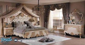 Set Kamar Tidur Mewah Ferroni Klasik Yatak Terbaru