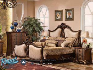 Set Kamar Tidur Mewah Jati Bedroom Set Terbaru
