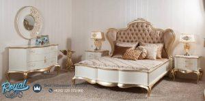Set Kamar Tidur Mewah Weymo Duco Modern Style Terbaru