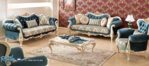 Set Kursi Tamu Sofa Fitruz Ukiran Mewah Terbaru