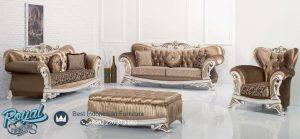 Set Kursi Tamu Sofa Mewah Ukiran Jepara Terbaru