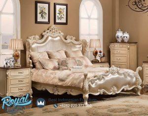 Set Tempat Tidur Mewah Klasik Meredian Terbaru