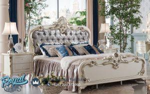 Bedroom Set Mewah Design Terbaru Ukiran Klasik Modern