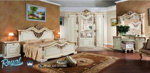 Bedroom Set Mewah Model Klasik Terbaru