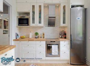 Ikea White Kitchen Set Design Model Mewah Terbaru