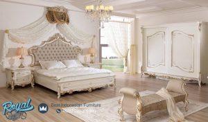 Italian Bedroom Set Furniture Mewah Terbaru