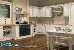Kitchen Set White Oven Model Klasik Modern Mewah Terbaru